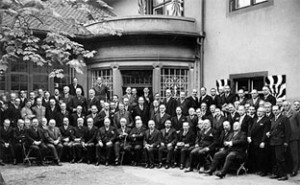 Nazis gründen BIS 1931